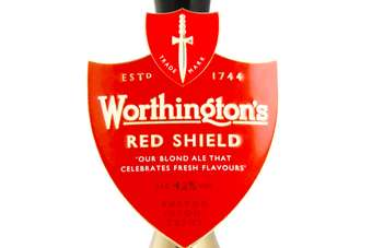 Molson Coors UK launches Worthingtons Red Shield
