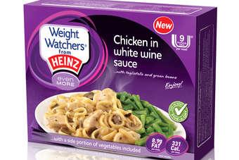 Uk Heinz Introduces Bigger Weight Watchers Meals Food Industry News Just Food