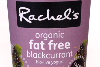 Rachels fat-free blackcurrant yogurt will be available from January