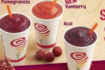 Q4 is the first positive quarter of company-owned comparable store sales increase since 2007 for Jamba