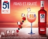Product Launch - FRANCE: Pernod Ricards 51 Rosé