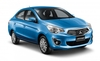 THAILAND: Mitsubishi reveals Attrage - Mirage/Space Star sedan