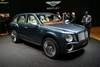 UK: Bentley SUV due in 2016