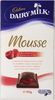 AUS: Kraft targets women with Dairy Milk Mousse line