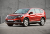 PRODUCT EYE: Honda modifies CR-V for European launch