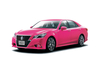 JAPAN: Toyota aims to shock with hot pink Crown sedan