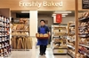 Tesco has revamped sections of its UK stores, including its bakery aisles