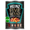 UK: Heinz adds five beans to canned range