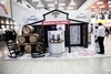 EUROPE: Jim Beam still house unveiled at Frankfurt airport