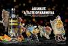 Product Launch - AMERICAS: Pernod Ricards Absolut Karnival