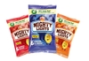 UK: PepsiCo rolls out Mighty Lights crisp line