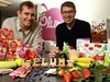 just the answer: Plum Organics CEO Neil Grimmer, Plum UK CEO Scott Wotherspoon