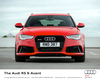 PRODUCT EYE: Audi RS 6 Avant - the 189mph estate
