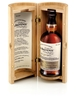 Product Launch - GLOBAL: William Grant & Sons The Balvenie 40 Year Old, Batch Two