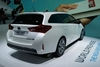 PARIS SHOW: Toyota Auris will boost UK plant