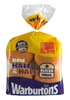 UK: Warburtons adds rolls to Half & Half line