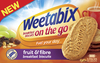 UK: Weetabix launches On The Go breakfast biscuits