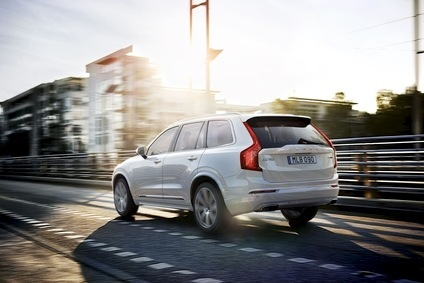 Small SUV will supplement Volvos redesigned XC90 on sale early in 2015