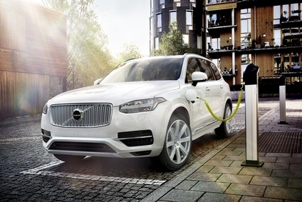 XC90 introduces new platforms, technology and design language which will be seen on other new Volvos
