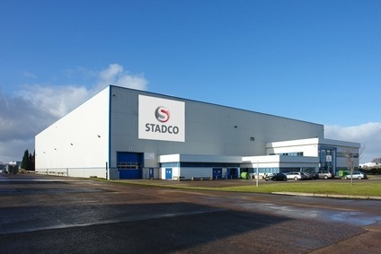 """We have moved from a standing start to a plant that is highly utilised"" - Stadco sales & marketing director, Dinos Andreou"
