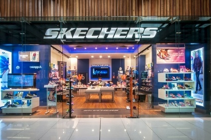 Skechers booked record profit and sales in the quarter
