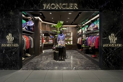Monclers sales growth was driven by the Americas and Asia