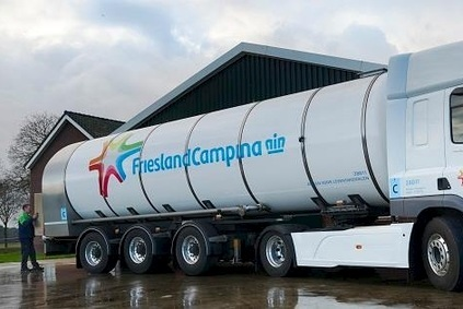FrieslandCampina H1 earnings up despite flat sales