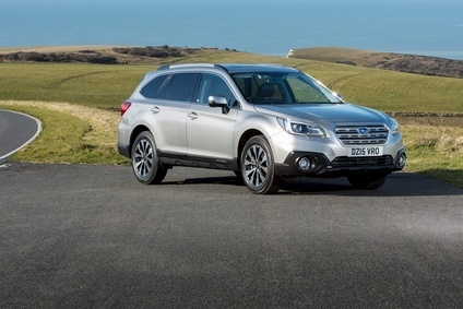 Vehicle Ysis Subaru Outback Future Models To 2021 Automotive Industry Just Auto