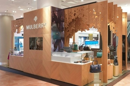 Mulberry appoints Thierry Andretta as CEO