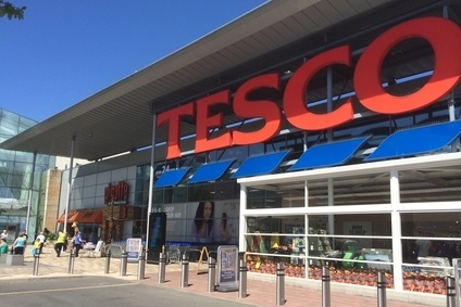 John Allan will take up the role with Tesco from 1 March
