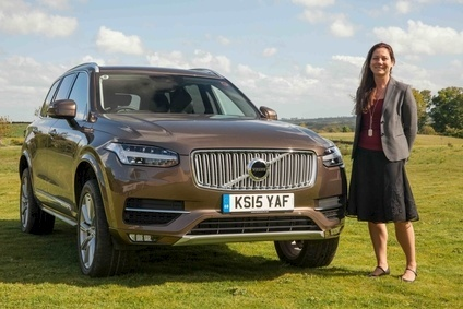 Q&A: Ulrika Pettersson, technical project leader for Volvo XC90