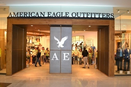 American Eagle saw comparable sales grow 9% in the third quarter