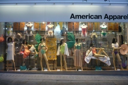 New American Apparel CEO sounds confident note