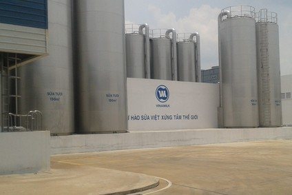 "Vinamilk has built a ""mega factory"" in Vietnams Binh Duong Province to meet local demand and target international sales"