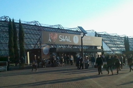 SIAL opened today (19 October) in Paris