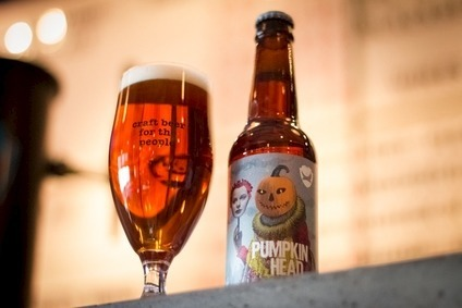 BrewDogs PumpkinHead launched today