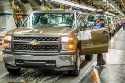Strike hits General Motors in North America