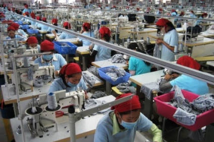 Cambodias garment industry resilience put to the test