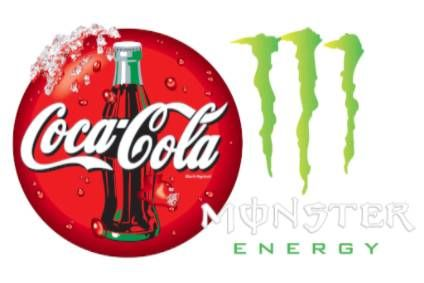 Monster Beverage Corp and Coca-Cola Co in energy drinks spat