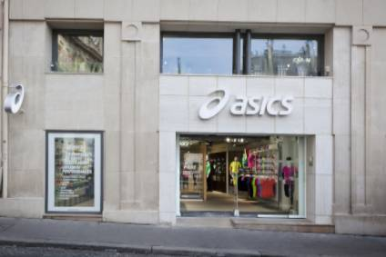 Asics accelerates on several sustainability goals