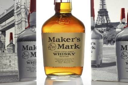 Makers Mark has found strong volumes growth
