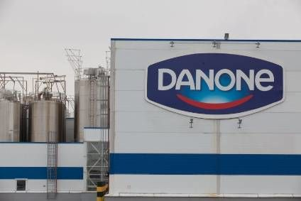 Danone H1 underlying profits beat forecasts