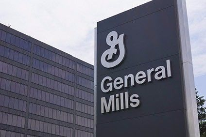 General Mills has forecast decline in sales in new year but aims to improve top-line trends