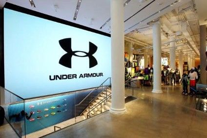 Under Armour defends questions over strategy