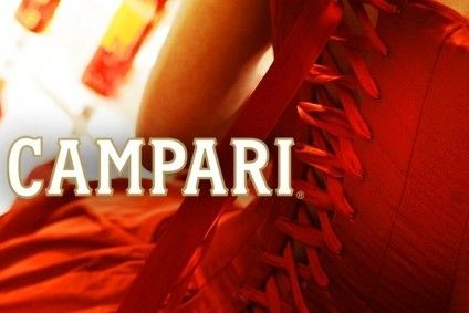 Gruppo Campari's H1 2017 performance by region - results data