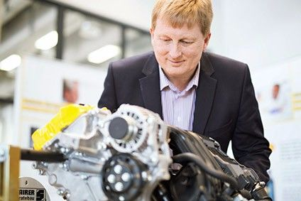 Shell Lubricants Believes that Lubricants should be considered as a design component