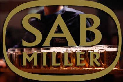 SABMiller's full-year sales performance by region - Focus