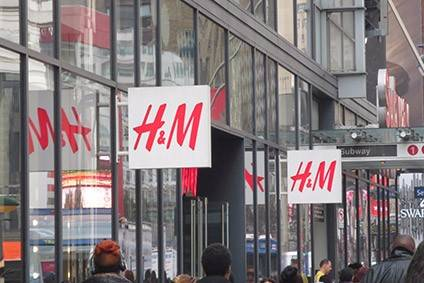 H&M recorded sales growth in June