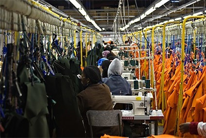 Sub-Saharan Africa is increasingly being considered by apparel sourcing executives