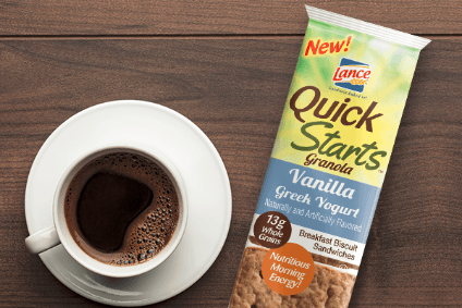 Snyder's-Lance marketing Lance Quick Starts as healthy breakfast product